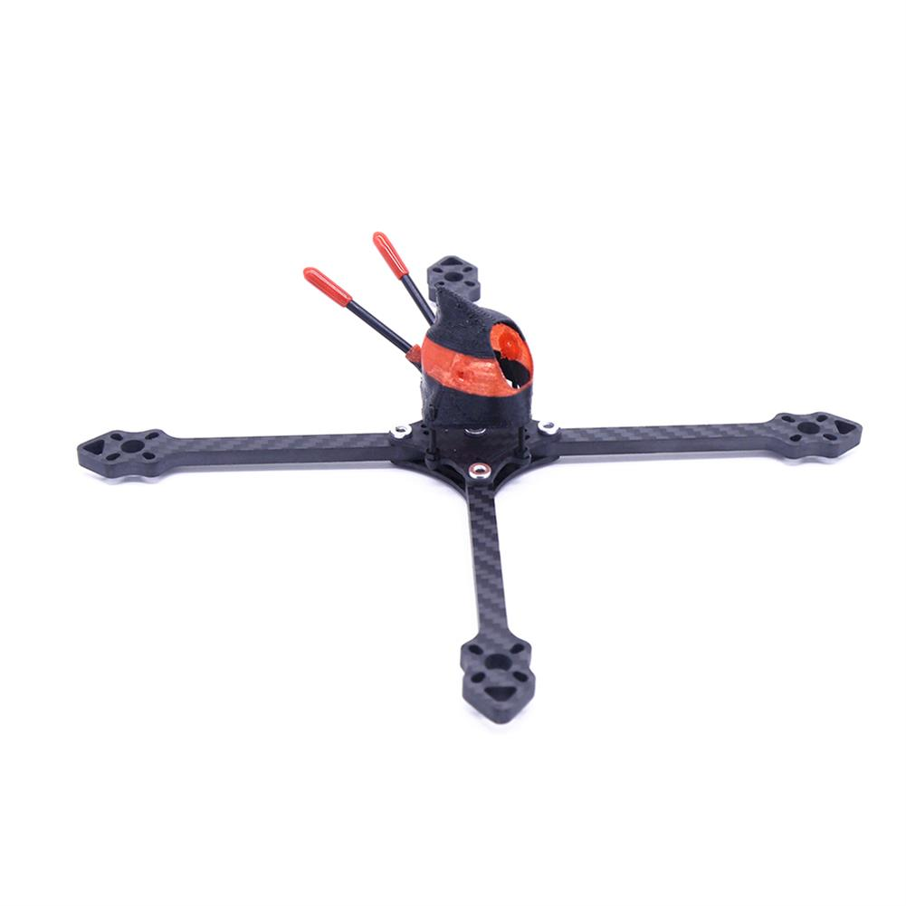 multi-rotor-parts Cpro200 5 inch 200mm Wheelbase 5mm Arm Carbon Fiber X Type FPV Racing Frame Kit for RC FPV Racing Drone 20*20mm / 30.5*30.5mm HOB1721983 2