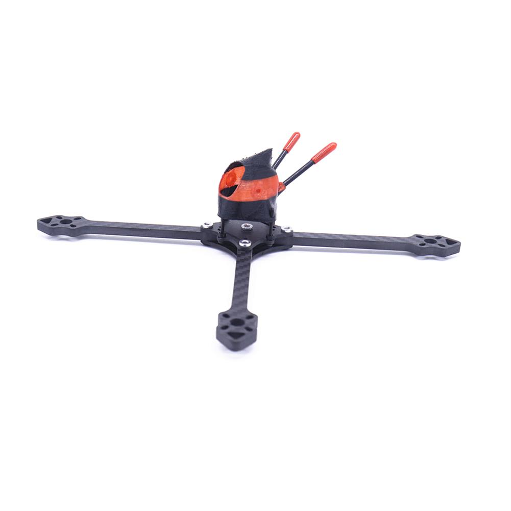 multi-rotor-parts Cpro200 5 inch 200mm Wheelbase 5mm Arm Carbon Fiber X Type FPV Racing Frame Kit for RC FPV Racing Drone 20*20mm / 30.5*30.5mm HOB1721983 3
