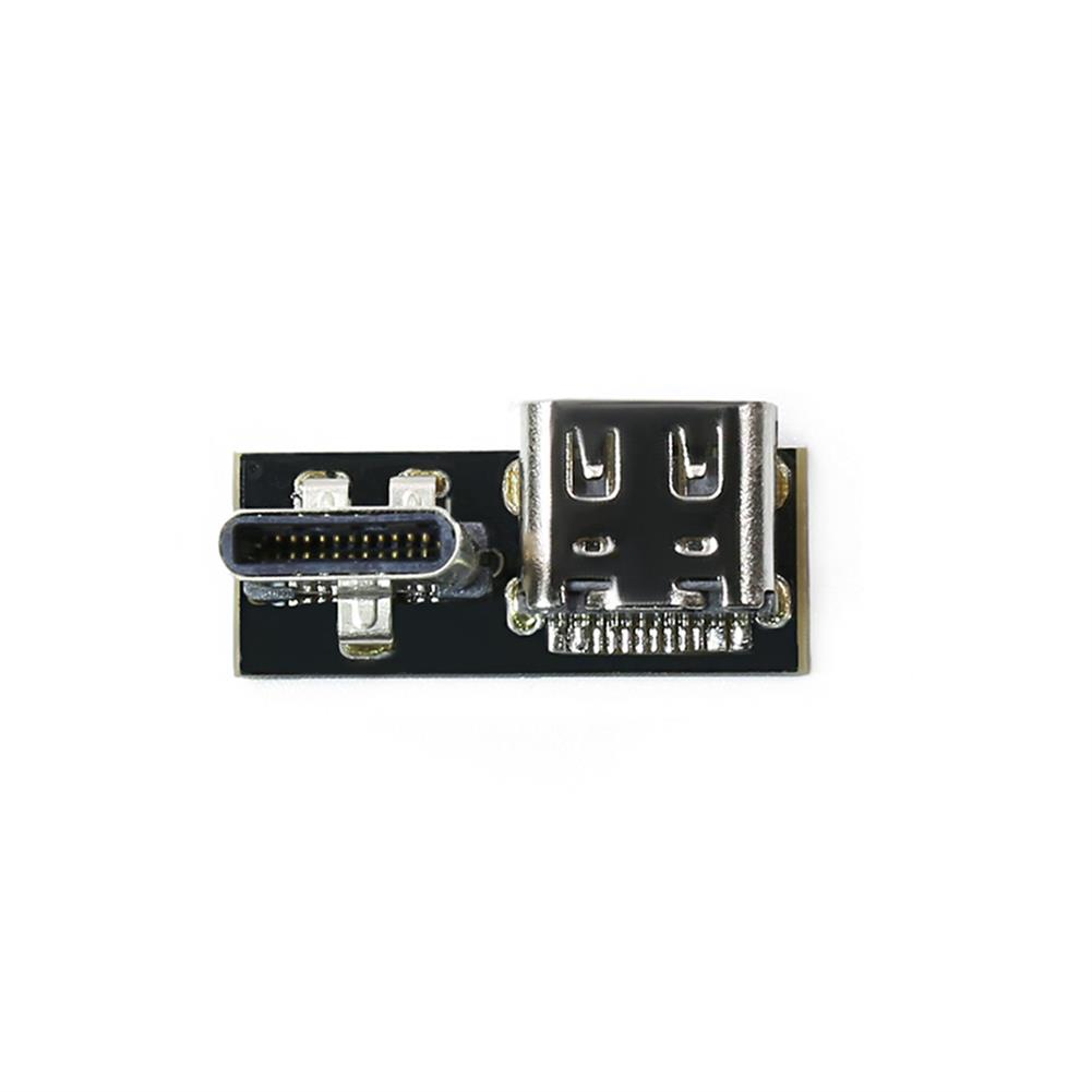 multi-rotor-parts GEPRC Type C 20*8*13mm 1.6g 90 Degrees USB Adapter Board for DJI FPV Air Unit RC Drone FPV Racing HOB1722007 2