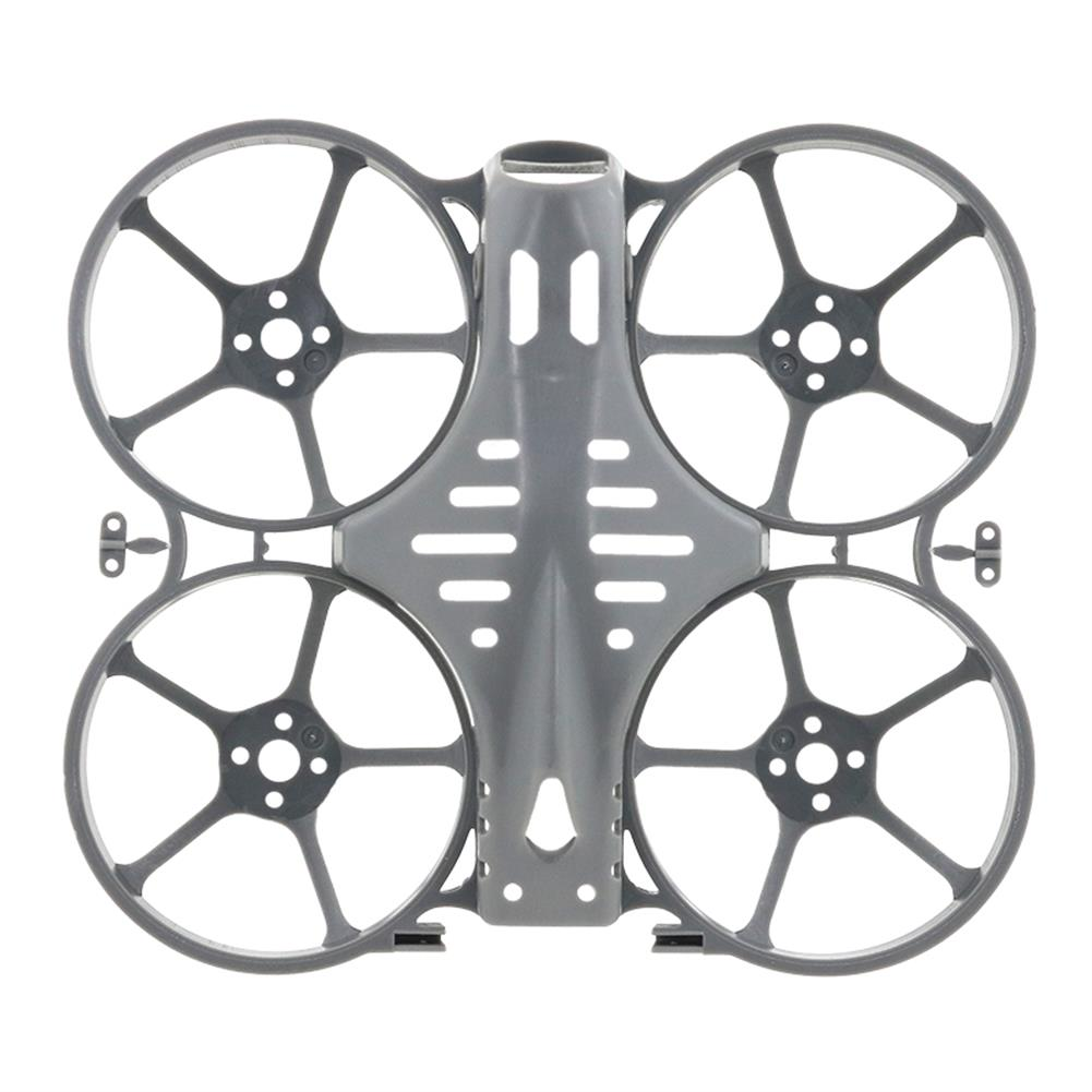 multi-rotor-parts SPCMaker Bat78 Spare Part 78mm Wheelbase 2-4S Frame Kit with Canopy for Whoop RC Drone FPV Racing HOB1722323