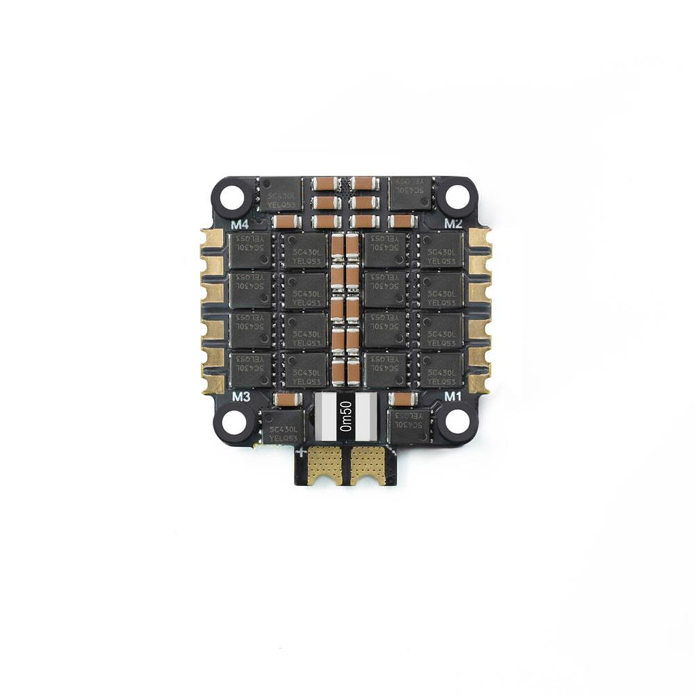 multi-rotor-parts Geprc SPAN F722 HD Stack Spare Part 30.5x30.5mm 50A BLheli_32 3-6S 4in1 Brushless ESC Built-in Current Sensor Support Telemetry for RC Drone FPV Racing HOB1722504 1