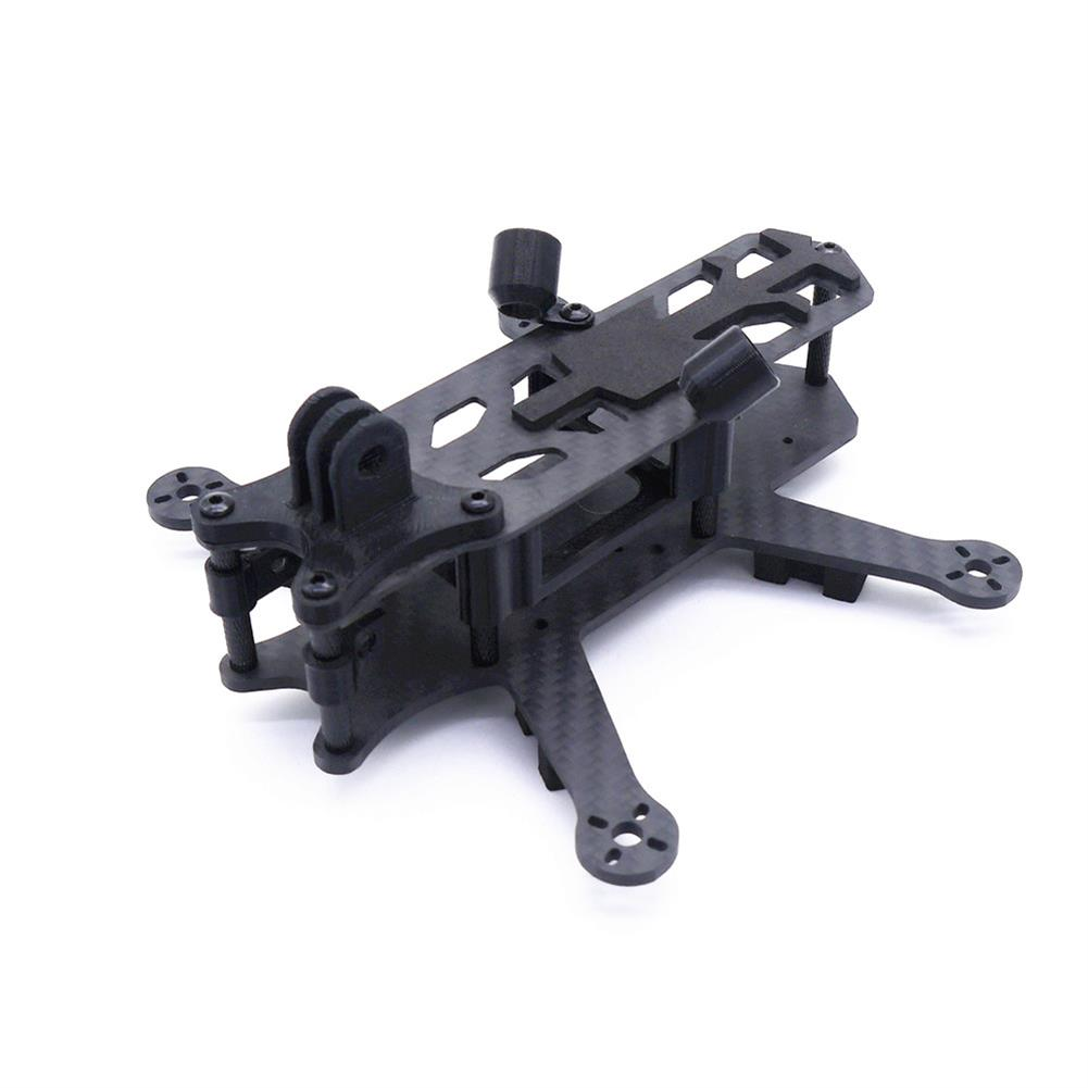 multi-rotor-parts Cpro 155mm 3inch HX Type FPV Tiny Frame Kit with 3mm Thickness Bottom Board Compatiabled with DJI Air Unit HOB1722518
