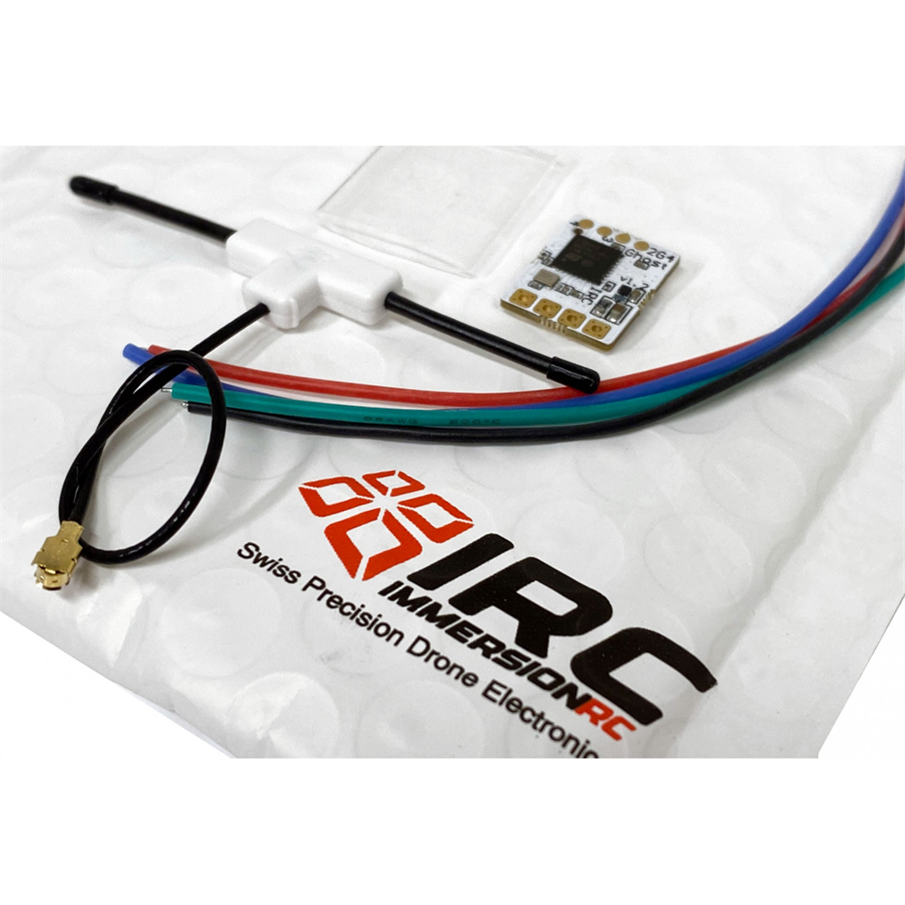 radios-receiver ImmersionRC Ghost 2.4Ghz Long Range Transmitter Module Combo Kit with 3*Receiver 3*Antenna Compatible FrSky Radiomaster for RC Drone HOB1722555 2