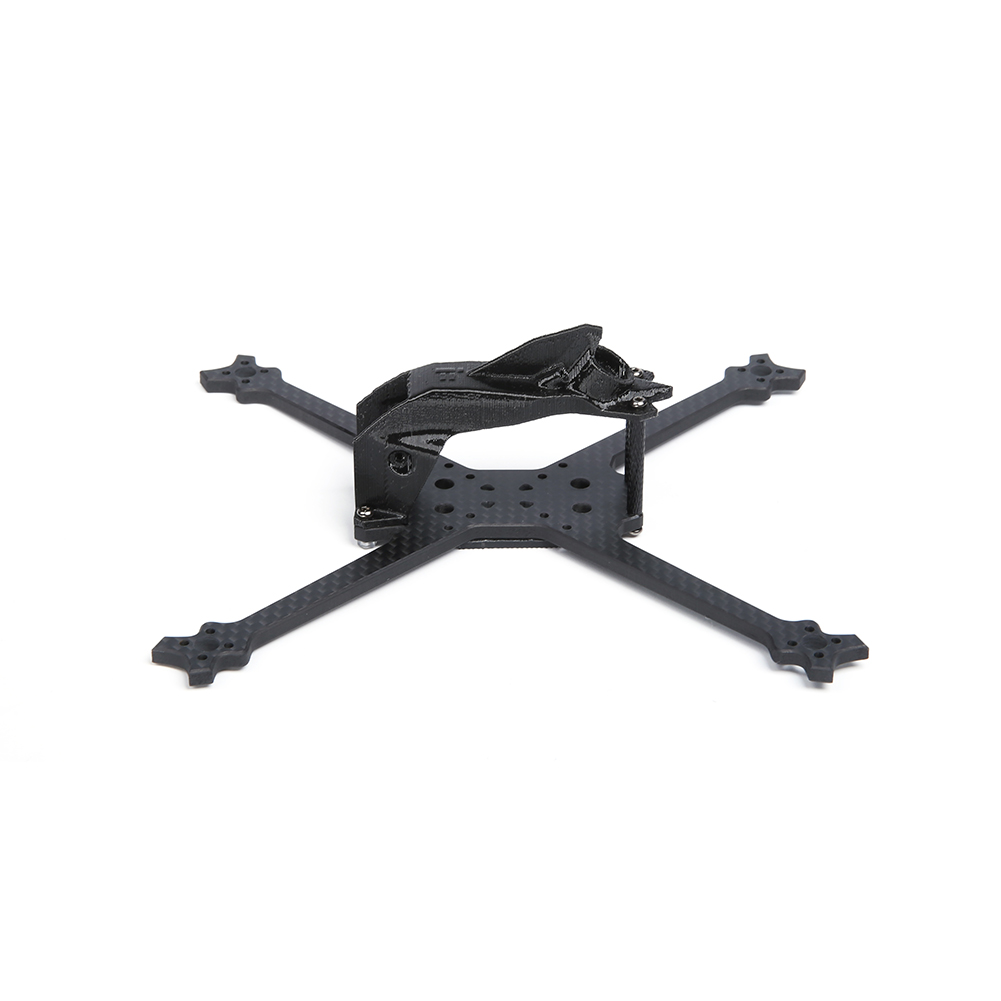 multi-rotor-parts iFlight TurboBee 160RS 160mm Wheelbase 4mm Arm Thickness 3K Carbon Fiber 4 inch Frame Kit w/ Canopy for RC Drone FPV Racing HOB1723026 2