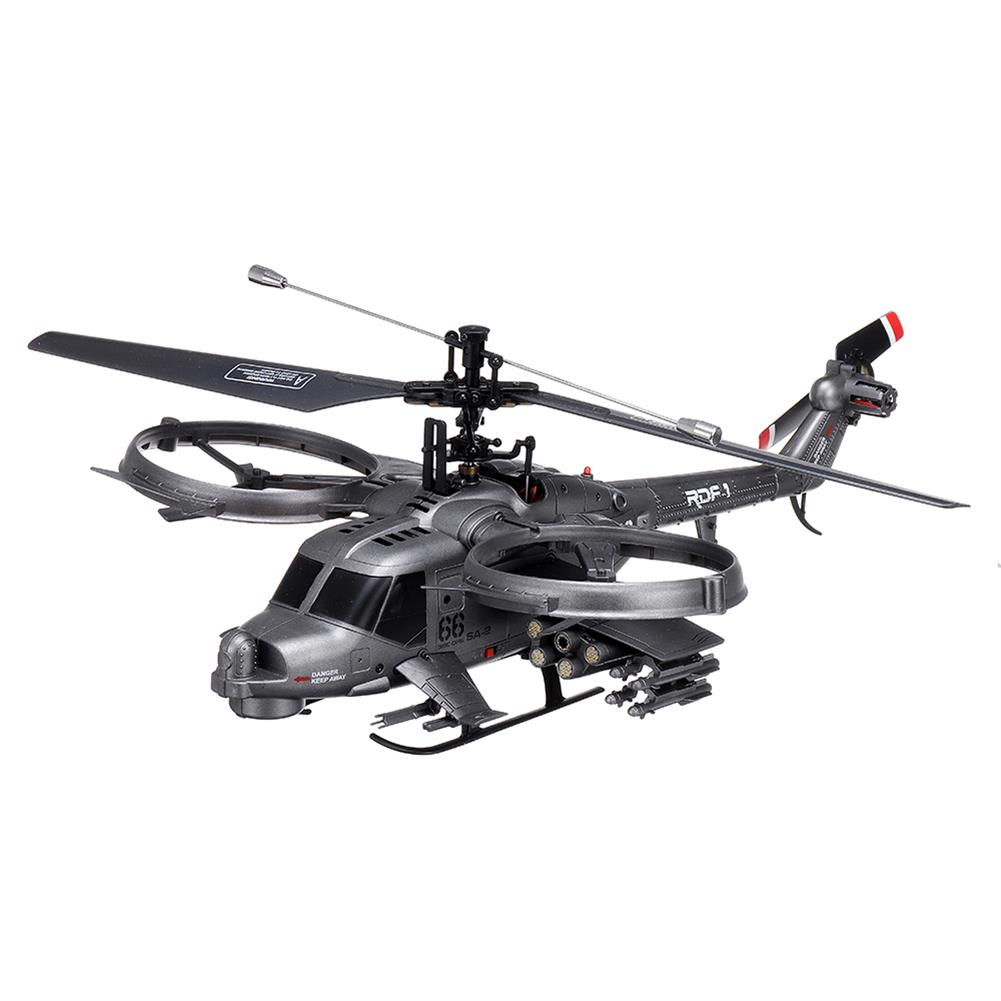 rc-helicopter Feilun FX066 4CH Flywheel Single Propeller Remote Control Avatar Helicopter RTF HOB1723726