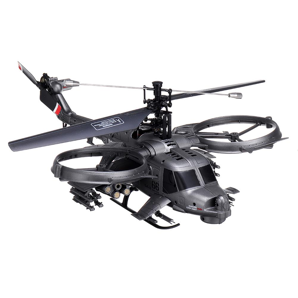 rc-helicopter Feilun FX066 4CH Flywheel Single Propeller Remote Control Avatar Helicopter RTF HOB1723726 1