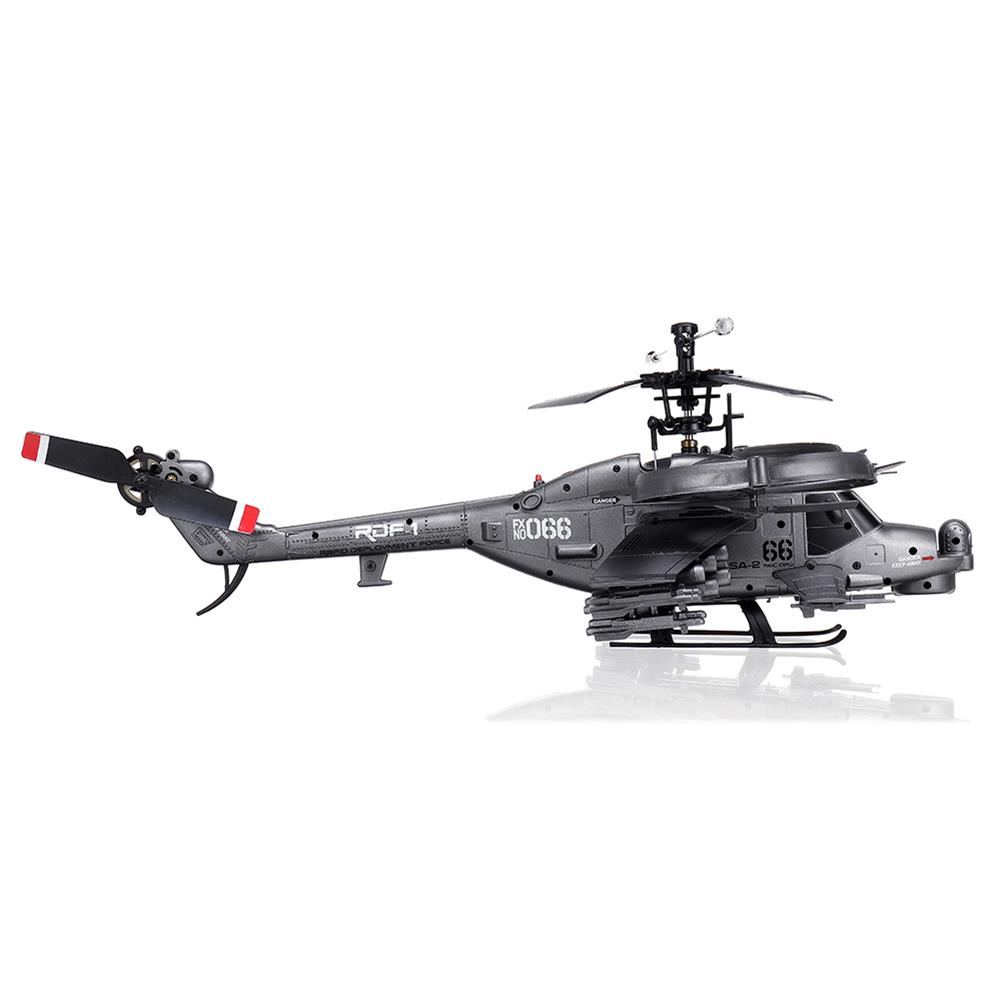 rc-helicopter Feilun FX066 4CH Flywheel Single Propeller Remote Control Avatar Helicopter RTF HOB1723726 2