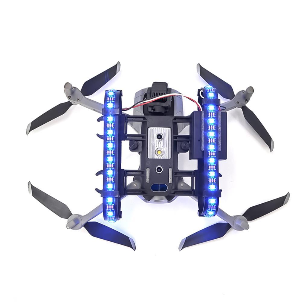 rc-quadcopter-parts STARTRC Shock-absorbing Led landing Gear for DJI Mavic Air 2 RC Quadcopter HOB1725085 3