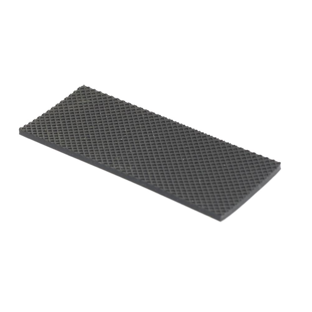 multi-rotor-parts Silicone 2mm Thickness Non-slip Battery Mat 3*7cm Anti Skid Pads for FPV Racing RC Drone HOB1725267