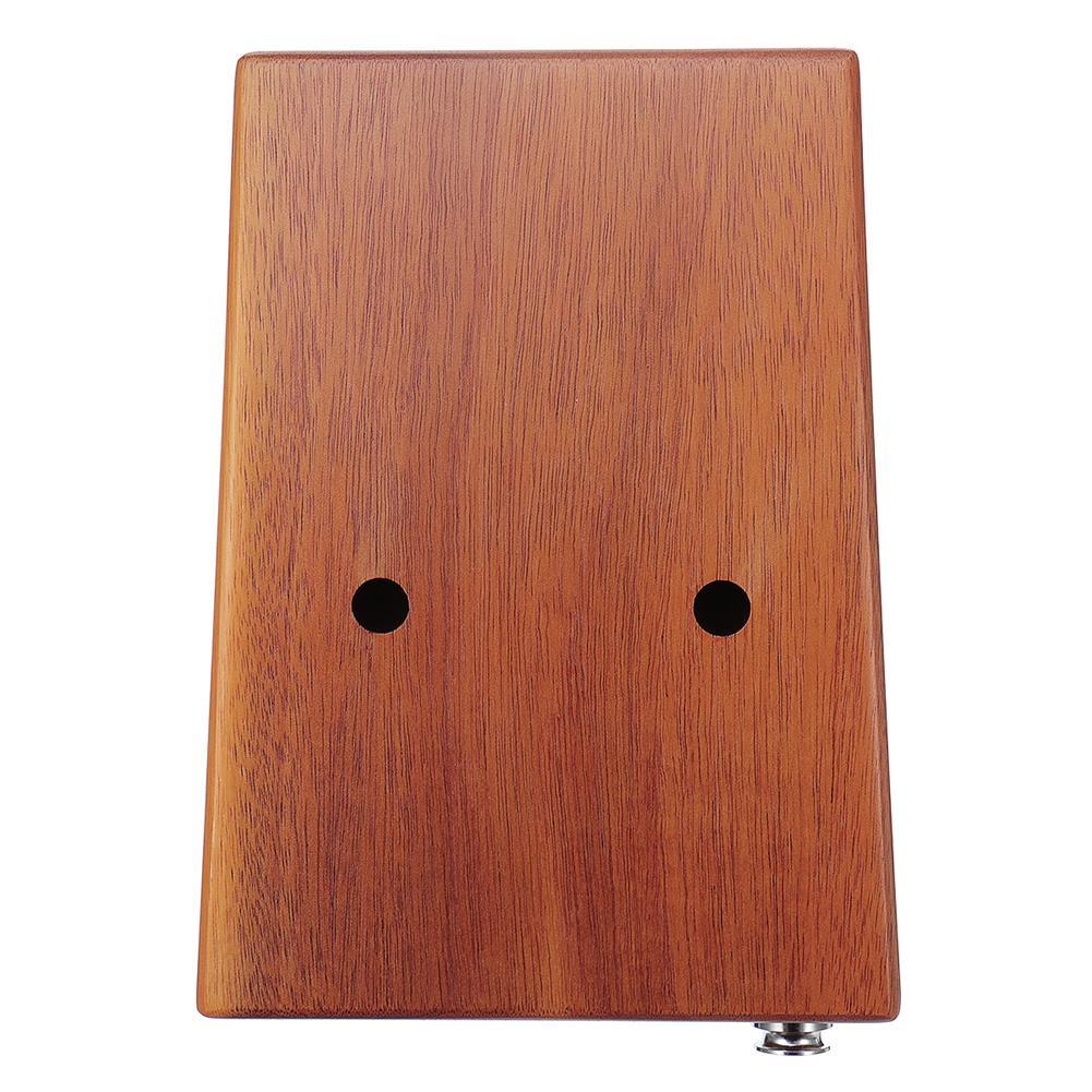 kalimba 17 Keys Electric Kalimbas Acacia Thumb Piano Wood Finger Percussion Music w/Cable HOB1726308 3