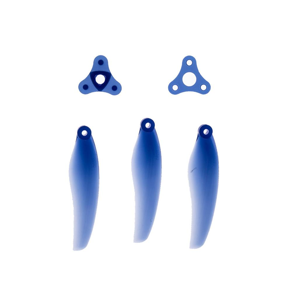 multi-rotor-parts 10 Pairs Gemfan F6030 Floppy Proppy 6030 6.0x3.0 6 inch 3-Blade Folding Propeller 5mm Mounting Hole Compatible POPO for RC Drone FPV Racing HOB1726344 3