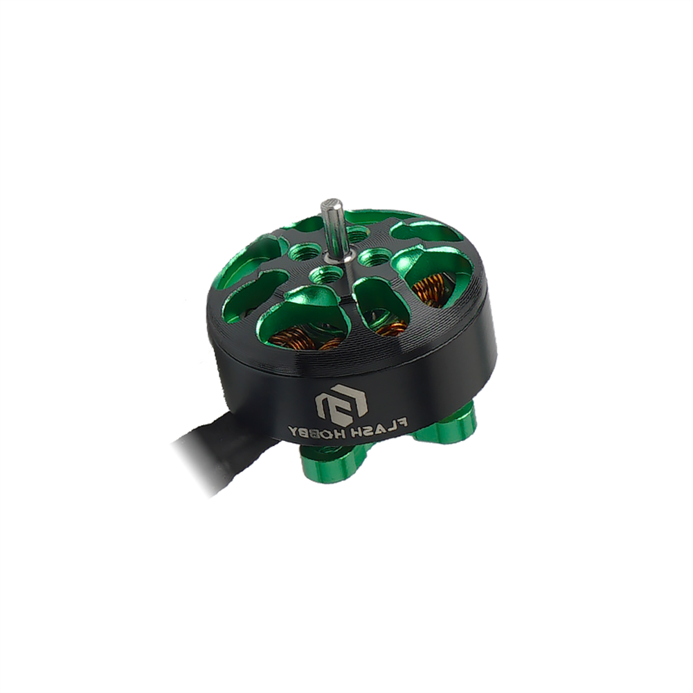 multi-rotor-parts Flashhobby Arthur Series A1404 1404 4300KV 2-4S Brushless Motor 1.5mm Shaft for 3-4 inch RC Drone FPV Racing HOB1727548 2