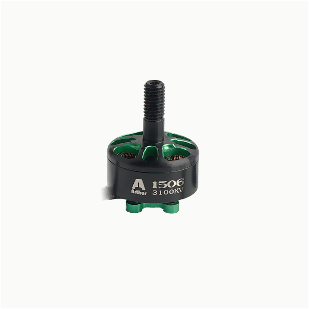 multi-rotor-parts Flashhobby Arthur Series A1506 1506 3100KV 3-6S / 4300KV 3-4S Brushless Motor 5mm Shaft for 3-4 inch Freestyle RC Drone FPV Racing HOB1727589