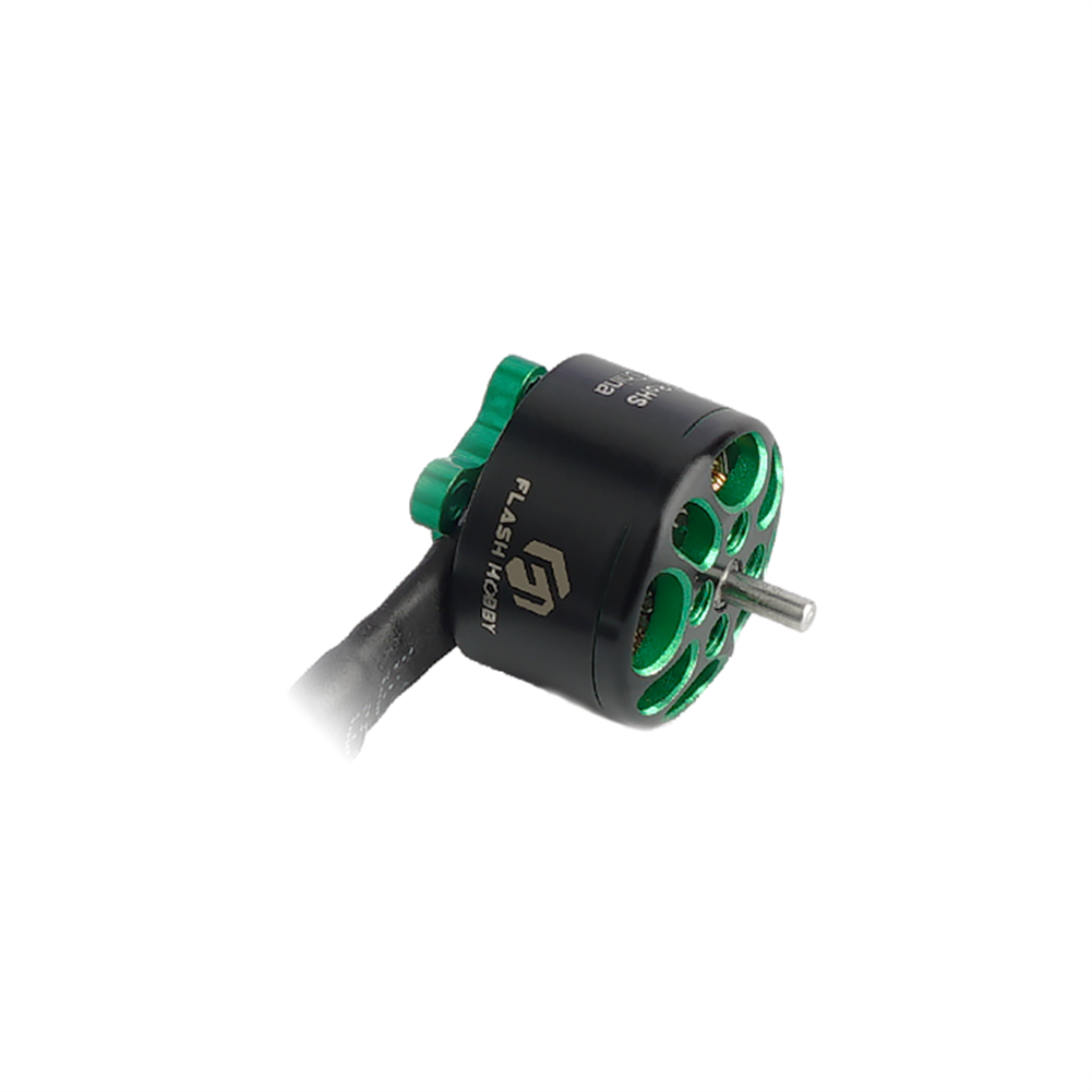 multi-rotor-parts Flashhobby Arthur Series A1106 1106 6500KV 2-3S Brushless Motor 1.5mm Shaft for 2-3 inch RC Drone FPV Racing HOB1727714 2