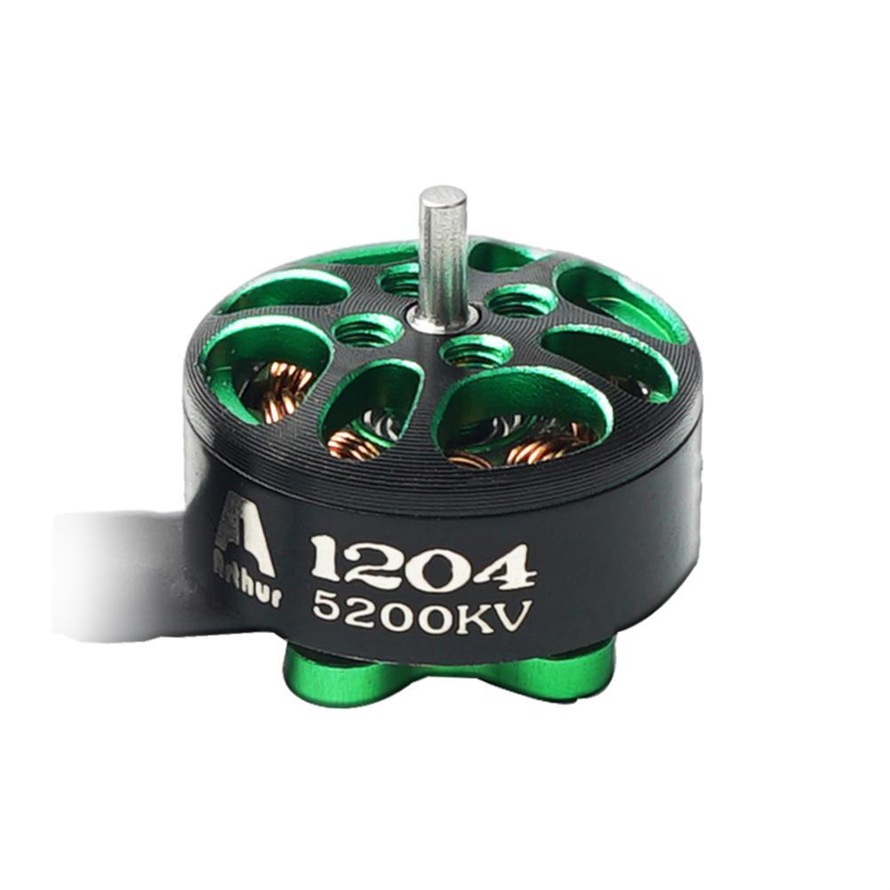 multi-rotor-parts Flashhobby Arthur Series A1204 1204 5200KV 2-4S Brushlee Motor 1.5mm Shaft for RC Drone FPV Racing HOB1727737