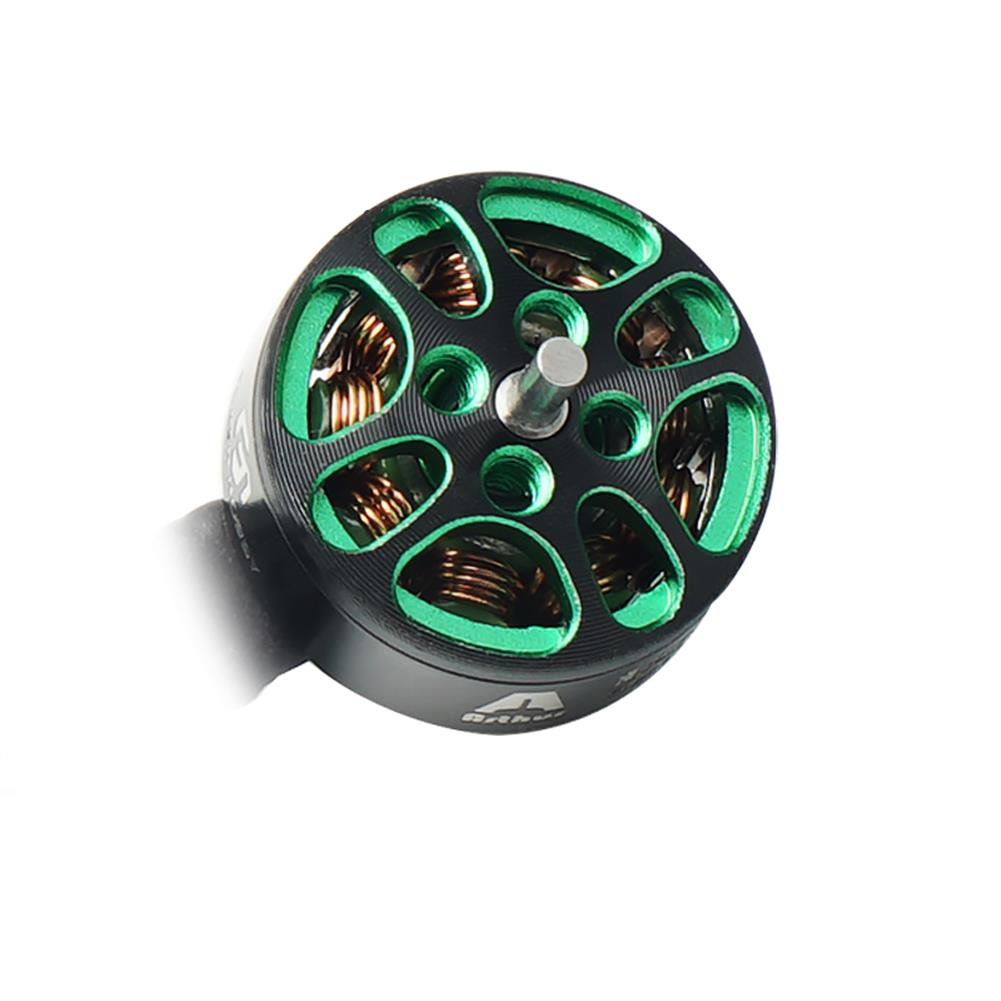 multi-rotor-parts Flashhobby Arthur Series A1204 1204 5200KV 2-4S Brushlee Motor 1.5mm Shaft for RC Drone FPV Racing HOB1727737 2