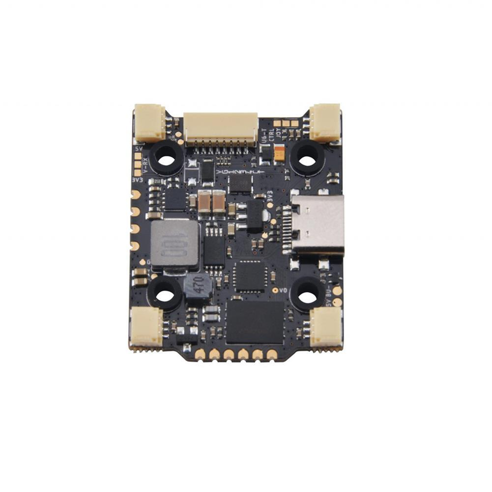 multi-rotor-parts 20*20mm Zeez F7 2020 FC MPU6000 5V/3A BEC 6UARTS OSD 3-8S Flight Controller with Type-C RGB 128MB 8S input for FPV Racing RC Drone HOB1729604 1