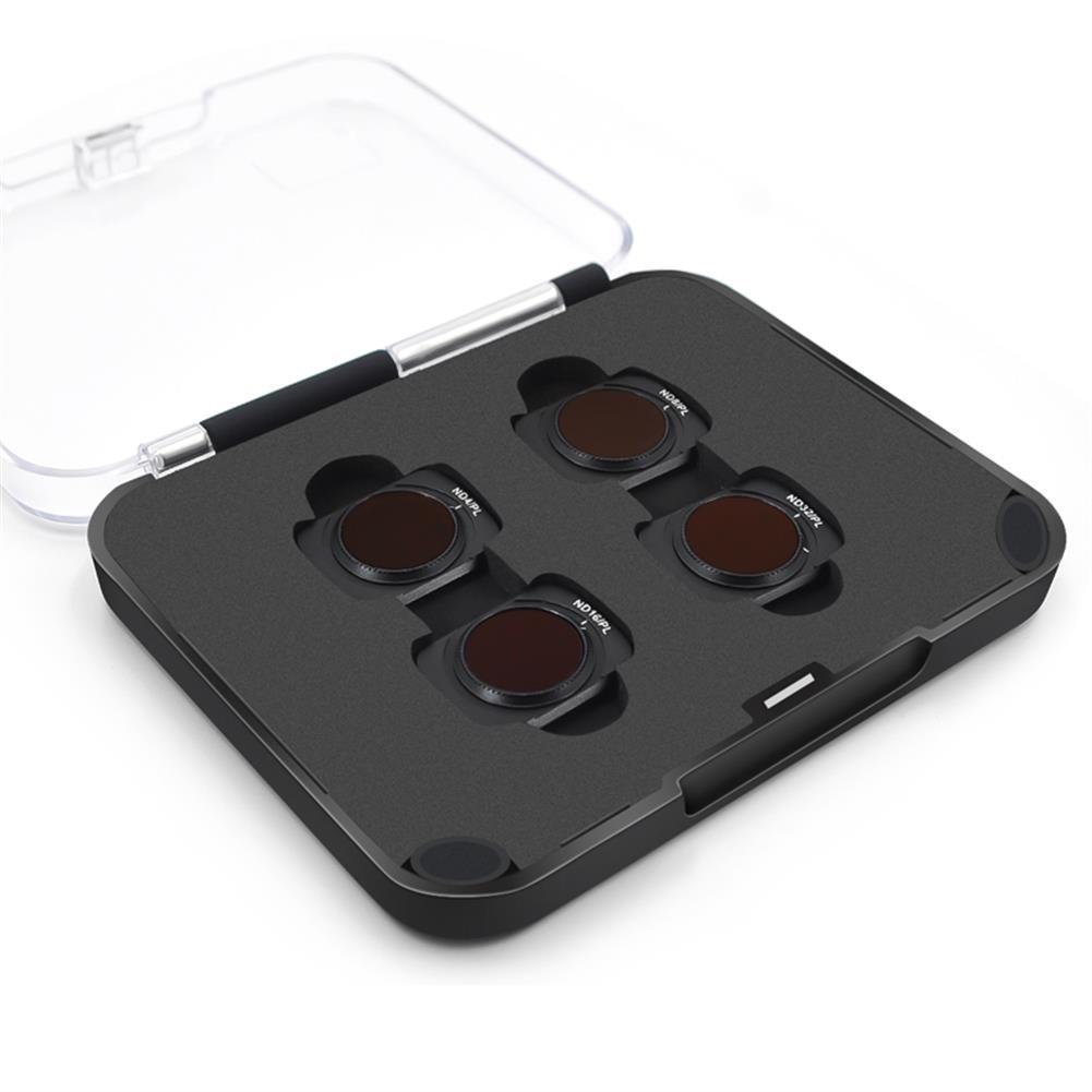 rc-quadcopter-parts STARTRC Camera Lens Filter Combo Waterproof Adjustable UV+CPL+ND4/8/16/32 NDPL Set for DJI Mavic Air 2 Drone HOB1730998 1