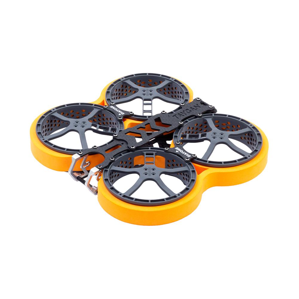 multi-rotor-parts Diatone Taycan 25 DUCT Cinewhoop 125mm 2.5 inch Frame Kit for compatible Vista DJI Cam Module FPV Racing Drone 2020mm / 25.525.5mm HOB1732882