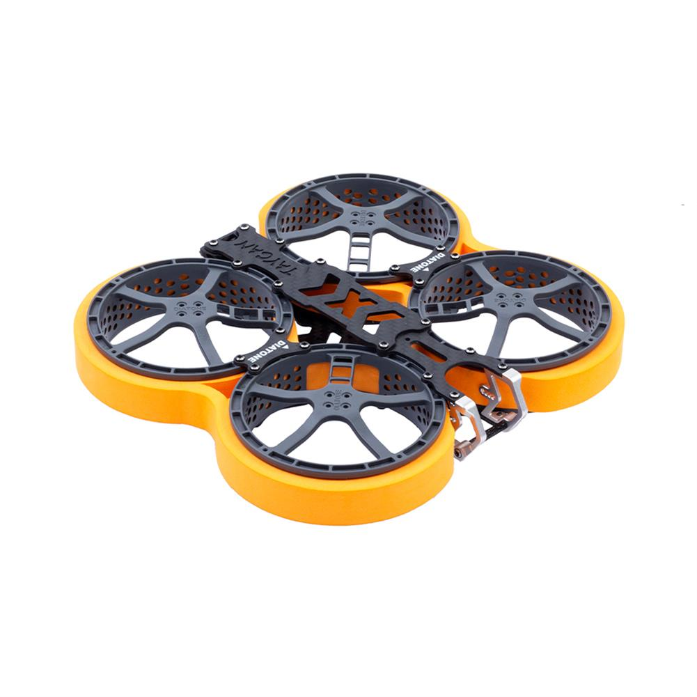 multi-rotor-parts Diatone Taycan 25 DUCT Cinewhoop 125mm 2.5 inch Frame Kit for compatible Vista DJI Cam Module FPV Racing Drone 2020mm / 25.525.5mm HOB1732882 1
