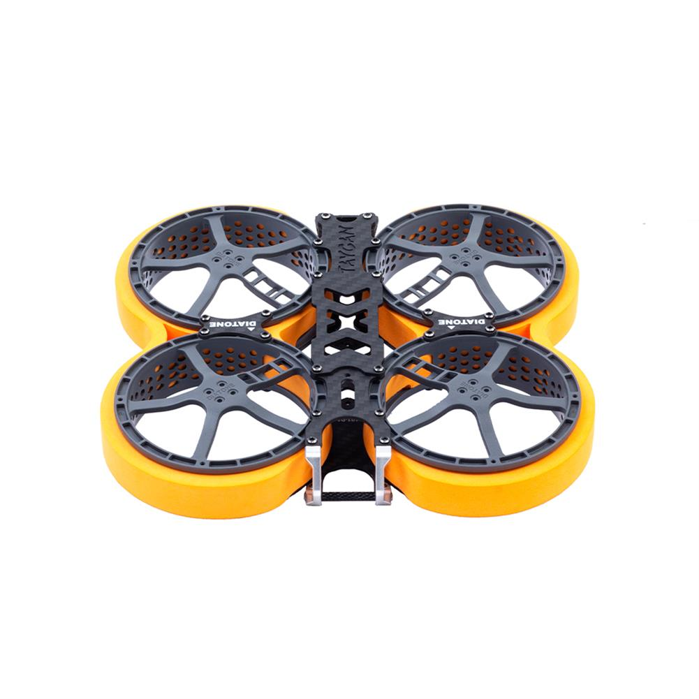 multi-rotor-parts Diatone Taycan 25 DUCT Cinewhoop 125mm 2.5 inch Frame Kit for compatible Vista DJI Cam Module FPV Racing Drone 2020mm / 25.525.5mm HOB1732882 2