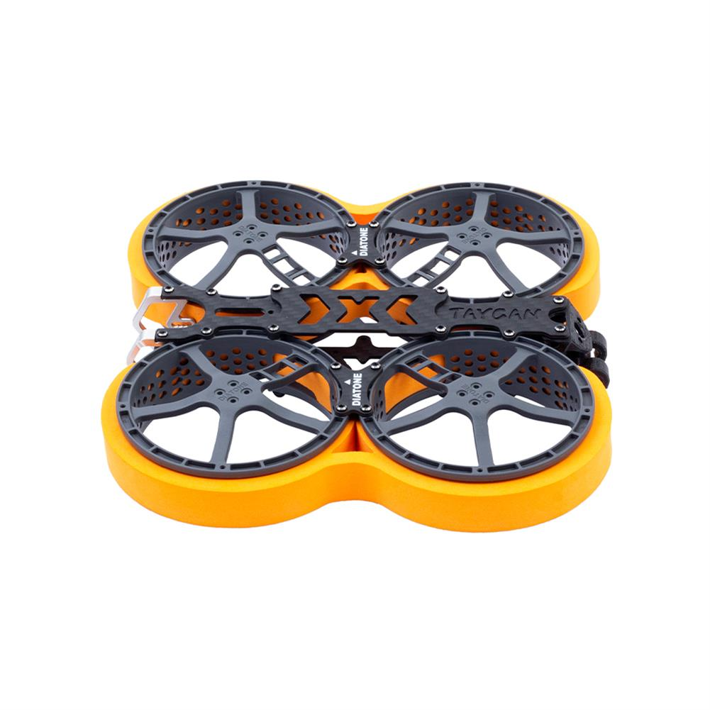 multi-rotor-parts Diatone Taycan 25 DUCT Cinewhoop 125mm 2.5 inch Frame Kit for compatible Vista DJI Cam Module FPV Racing Drone 2020mm / 25.525.5mm HOB1732882 3