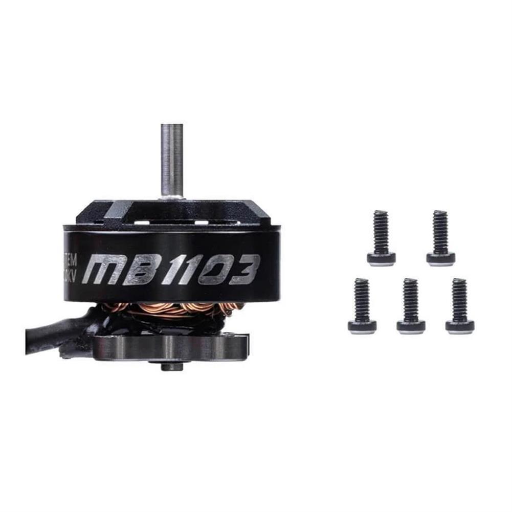 multi-rotor-parts 4 PCS Mamba 1103 12000KV 2S Brushless Motor for Whoop RC Drone FPV Racing HOB1735759 1
