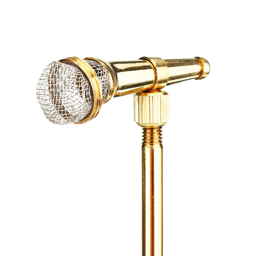 orff-instruments Mini Newborn infant Baby Photography Props Saxophone Microphone Props instruments Baby Photo Props HOB1736121 1