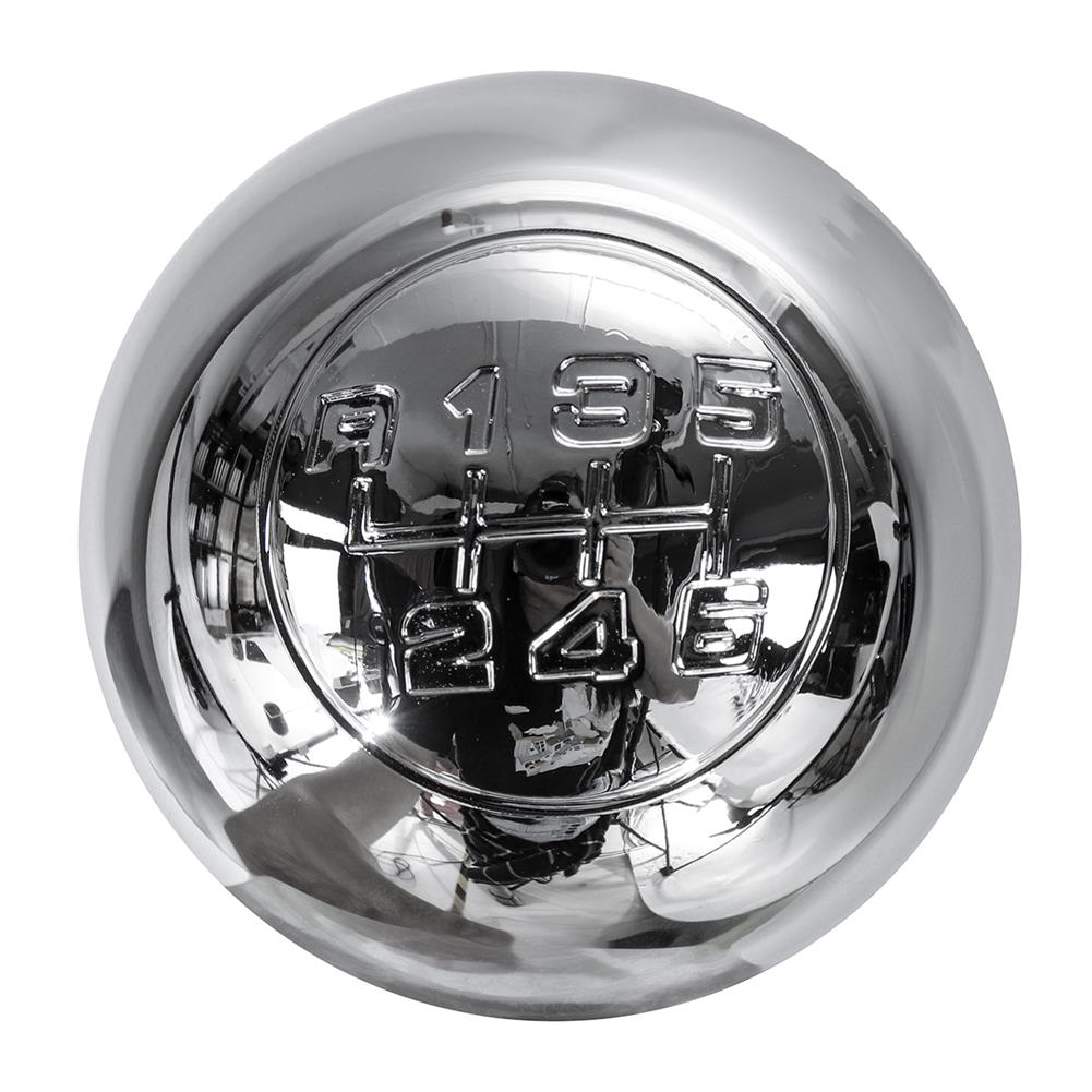 magnetic-toys 6-Speed Satin Gear Knob Cover with Lens for Alfa Romeo Giulietta HOB1737605 1