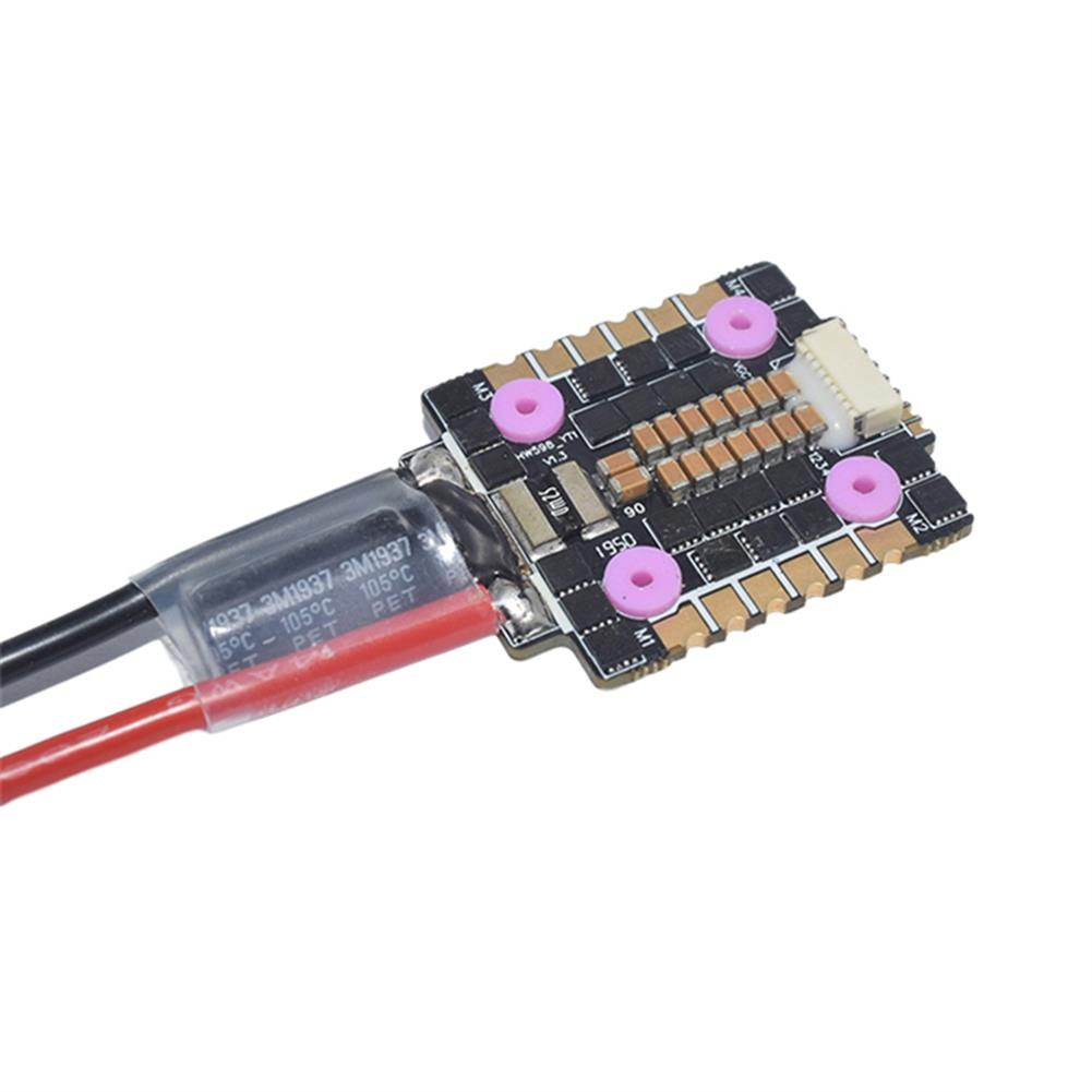 multi-rotor-parts 20x20mm AuroraRC 40A BLheli_32 3-6S 4in1 Brushless ESC DShot1200 for RC Drone FPV Racing HOB1737682