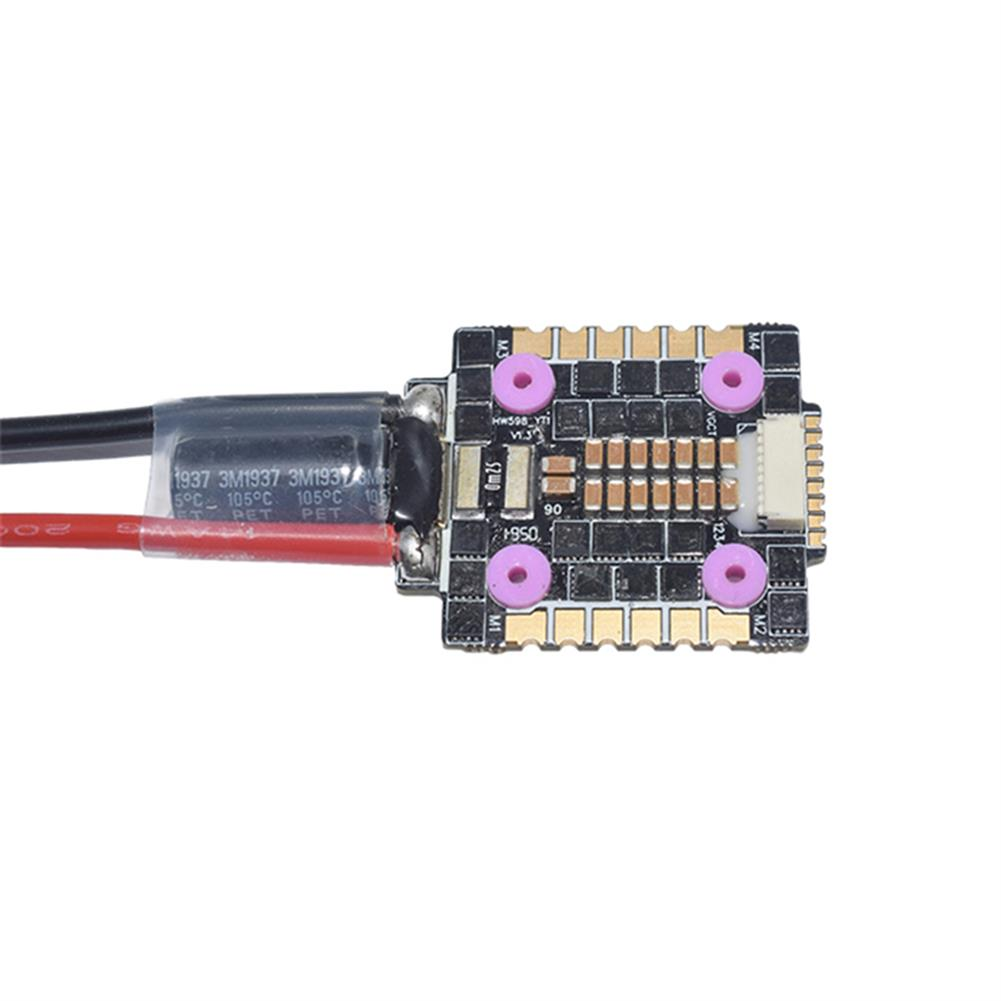 multi-rotor-parts 20x20mm AuroraRC 40A BLheli_32 3-6S 4in1 Brushless ESC DShot1200 for RC Drone FPV Racing HOB1737682 1