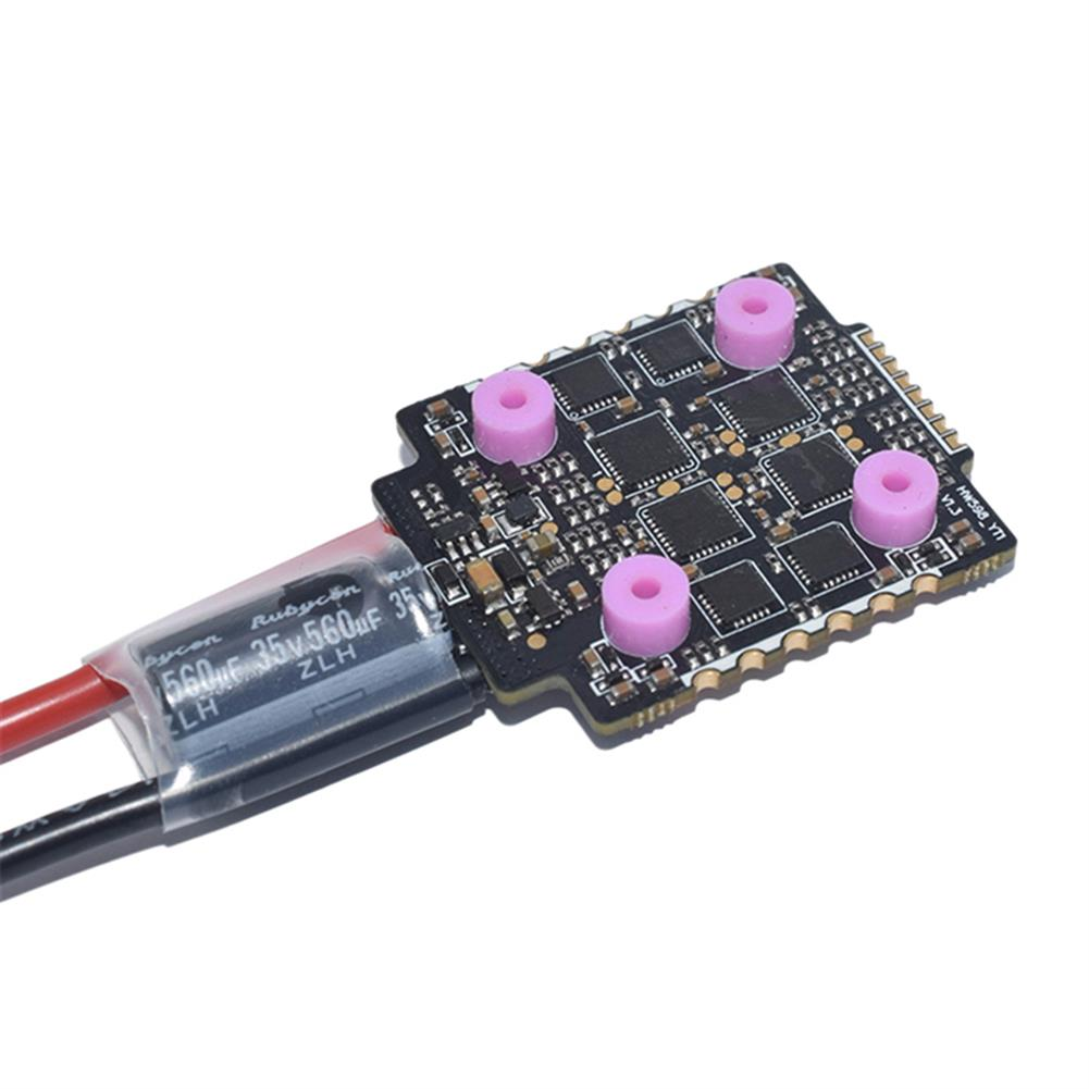 multi-rotor-parts 20x20mm AuroraRC 40A BLheli_32 3-6S 4in1 Brushless ESC DShot1200 for RC Drone FPV Racing HOB1737682 2