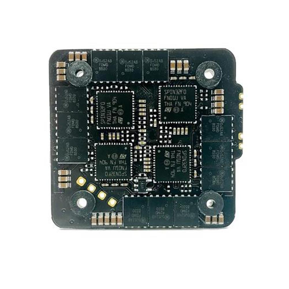 multi-rotor-parts 25.5x25.5mm CLRZCING AIO F7 2-6S Flight Controller OSD 20A Blheli_32 Brushless ESC for Toothpick / Whoop FPV Racing Drone HOB1737760 1