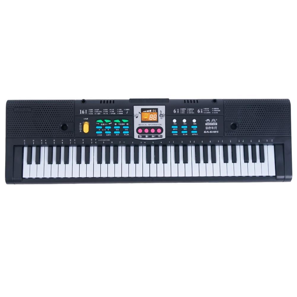 electronic-keyboards 61 Keys Digital Music Electronic Keyboard Electric Piano Organ & Microphone Set HOB1738453