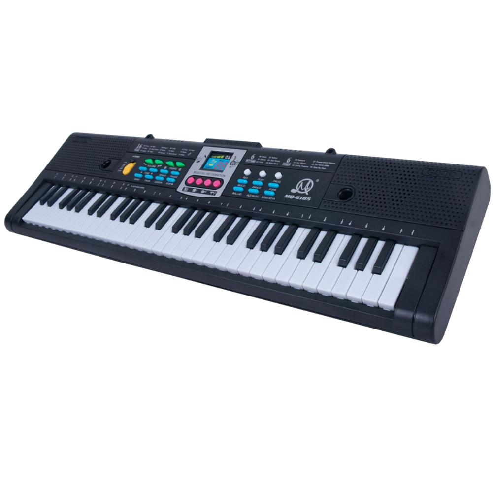electronic-keyboards 61 Keys Digital Music Electronic Keyboard Electric Piano Organ & Microphone Set HOB1738453 1