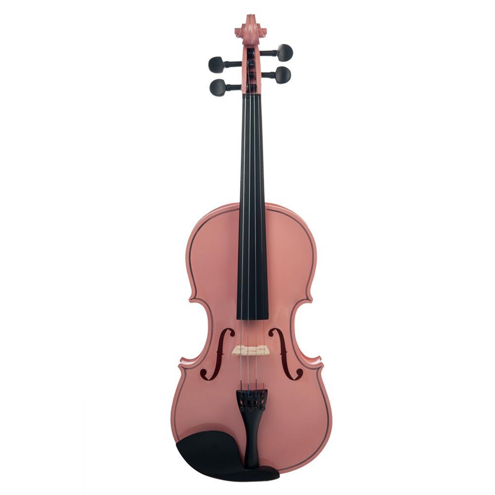 violin NAOMI Acoustic Violin 4/4 Full Size Violin Fiddle Student Violin Acoustic Violin for Beginners Students Use HOB1738909 1