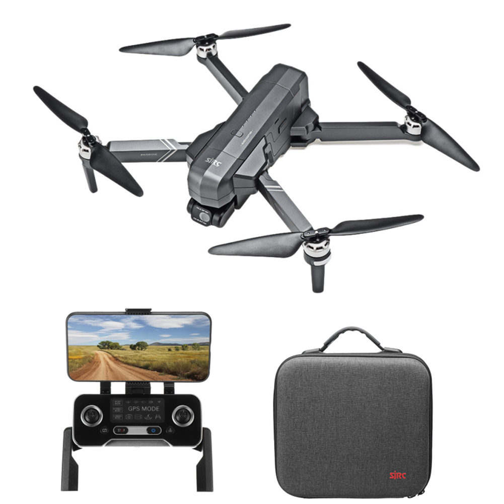 rc-quadcopters SJRC F11 4K Pro 5G WIFI FPV GPS with 4K HD Camera 2-Axis Electronic Stabilization Gimbal Brushless Foldable RC Drone Quadcopter RTF HOB1742465