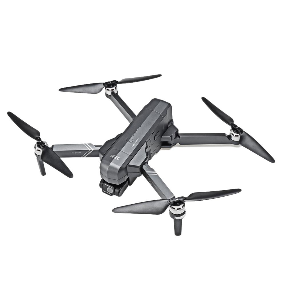 rc-quadcopters SJRC F11 4K Pro 5G WIFI FPV GPS with 4K HD Camera 2-Axis Electronic Stabilization Gimbal Brushless Foldable RC Drone Quadcopter RTF HOB1742465 3