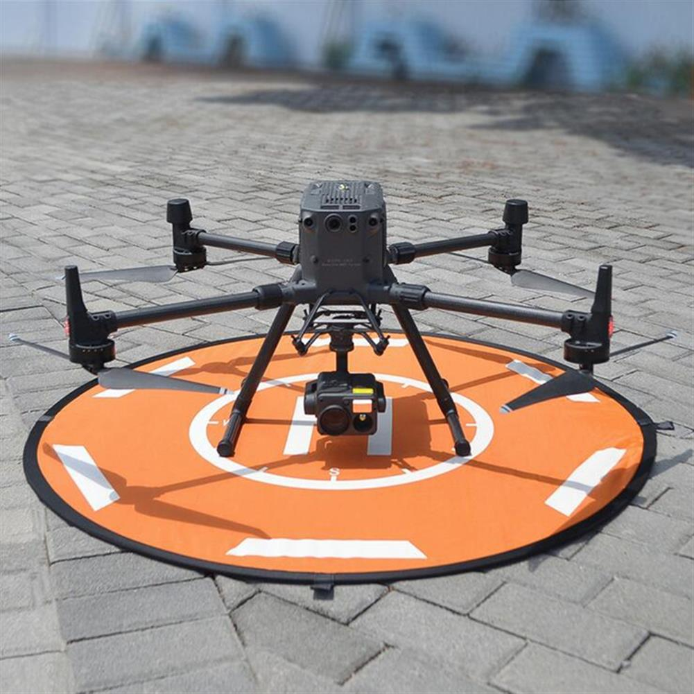 rc-quadcopter-parts STARTRC 110CM Landing Pad Foldable Pad for Large Airplane Model DJI inspire 1/2 Mavic 2 PRO FIMI X8 BEBOP Yuneec H520 Drone Quadcopter HOB1744350
