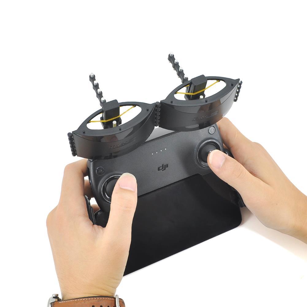 rc-quadcopter-parts STARTRC Controller Signal Booster Kit 5.8G Yagi Antenna with Mirror Double Range Extender for DJI Mavic Mini/Mavic 2/Mavic RRO HOB1744482 1