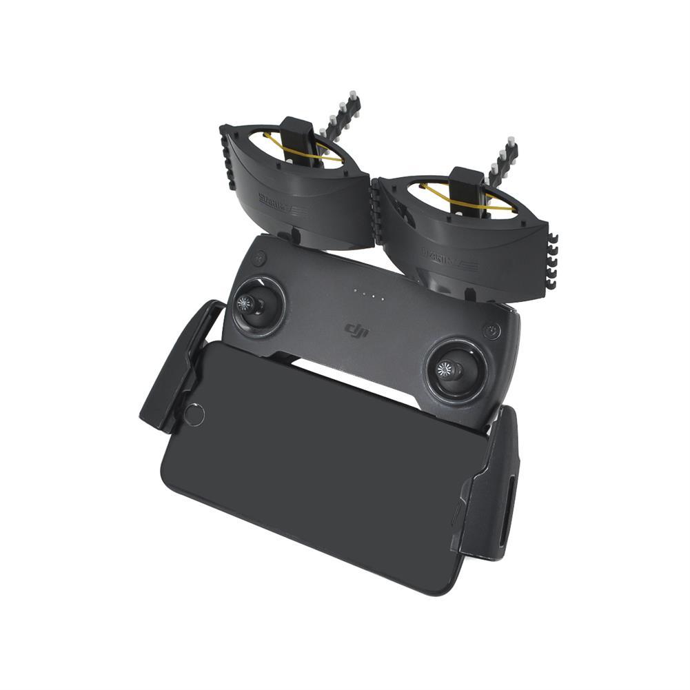 rc-quadcopter-parts STARTRC Controller Signal Booster Kit 5.8G Yagi Antenna with Mirror Double Range Extender for DJI Mavic Mini/Mavic 2/Mavic RRO HOB1744482 2