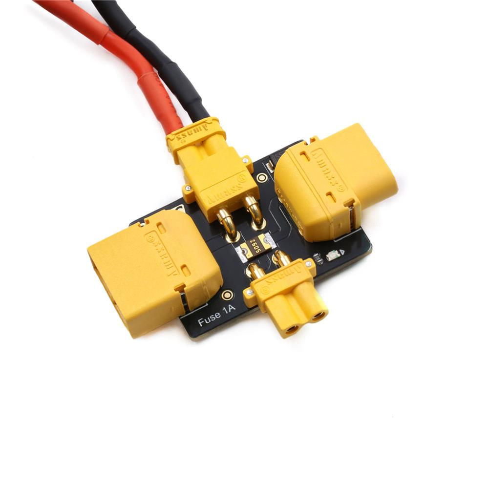 multi-rotor-parts GEPRC Smart Smoke Stopper 1~6S Electronic Fuse to Prevent Short-Circuit & Over-Current w/XT30&XT60 Plug for FPV Racing RC Drone HOB1744651 1