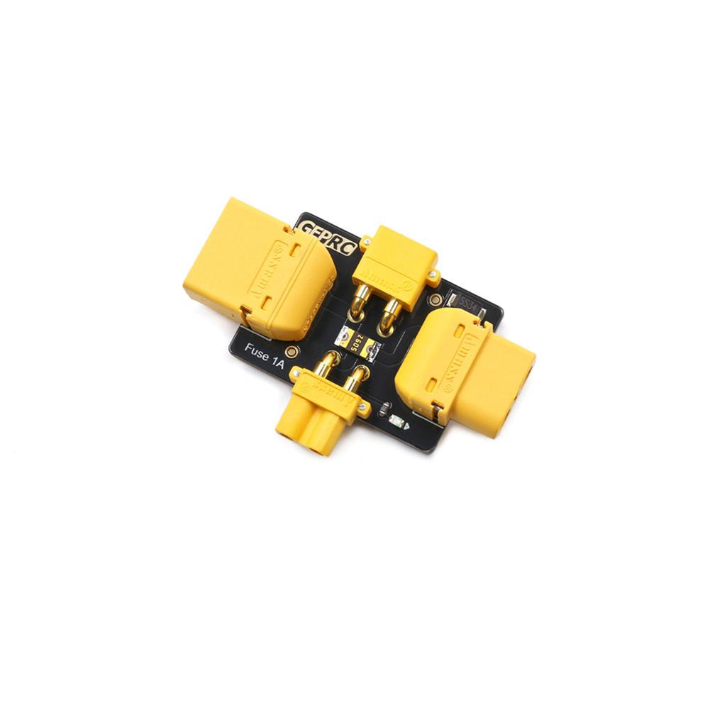 multi-rotor-parts GEPRC Smart Smoke Stopper 1~6S Electronic Fuse to Prevent Short-Circuit & Over-Current w/XT30&XT60 Plug for FPV Racing RC Drone HOB1744651 2
