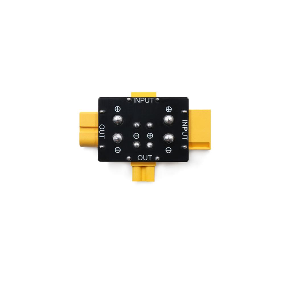 multi-rotor-parts GEPRC Smart Smoke Stopper 1~6S Electronic Fuse to Prevent Short-Circuit & Over-Current w/XT30&XT60 Plug for FPV Racing RC Drone HOB1744651 3