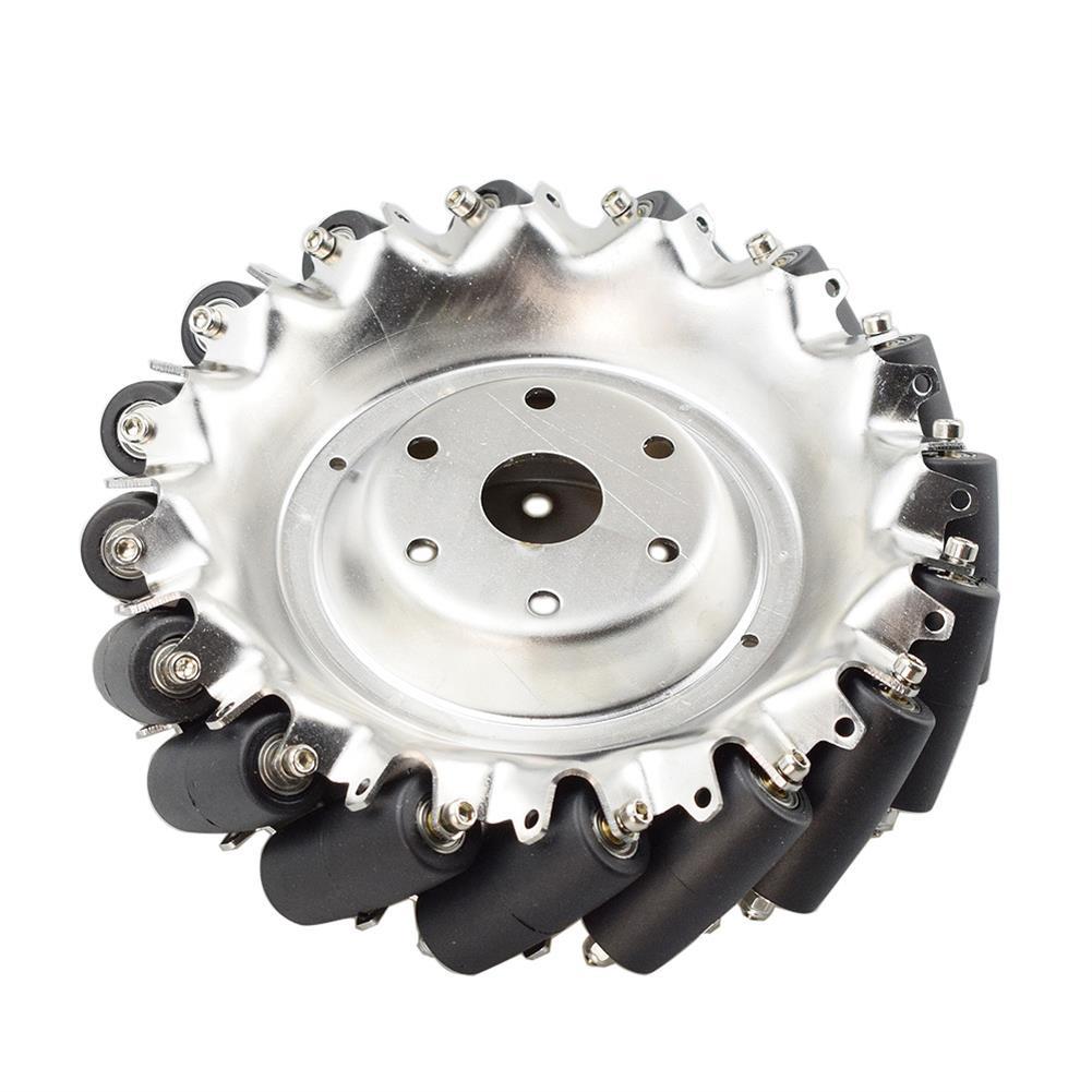 robot-parts-tools MOEBIUS 152.5mm 6 inch Mecanum Wheel for Robomaster Robot Omnidirectional Wheel HOB1745044