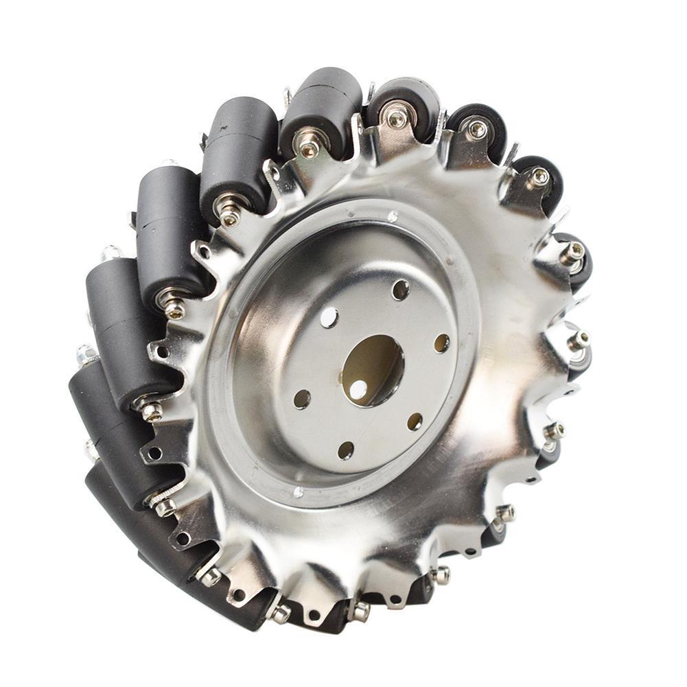 robot-parts-tools MOEBIUS 152.5mm 6 inch Mecanum Wheel for Robomaster Robot Omnidirectional Wheel HOB1745044 1