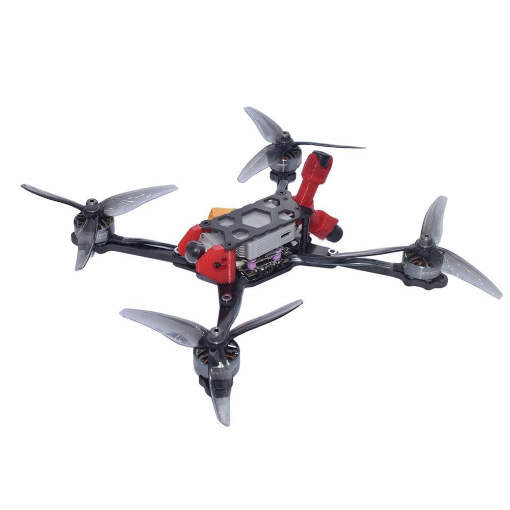 fpv-racing-drone SENT5 227mm Bluetooth F7 OSD 40A BLheli_32 ESC 3-6S 5 inch FPV Racing Drone PNP w/ RCinpower GTS 2207 V2 1860KV Motor DJI Air Unit HOB1745624