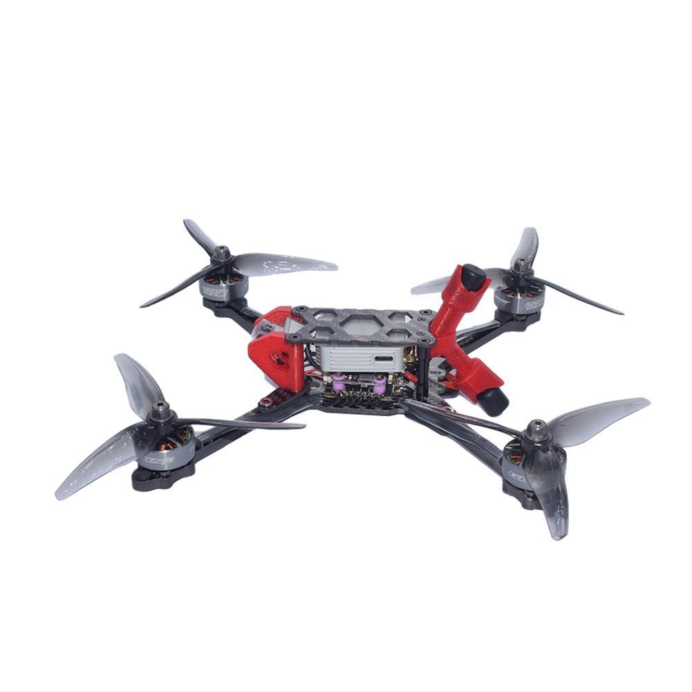 fpv-racing-drone SENT5 227mm Bluetooth F7 OSD 40A BLheli_32 ESC 3-6S 5 inch FPV Racing Drone PNP w/ RCinpower GTS 2207 V2 1860KV Motor DJI Air Unit HOB1745624 2