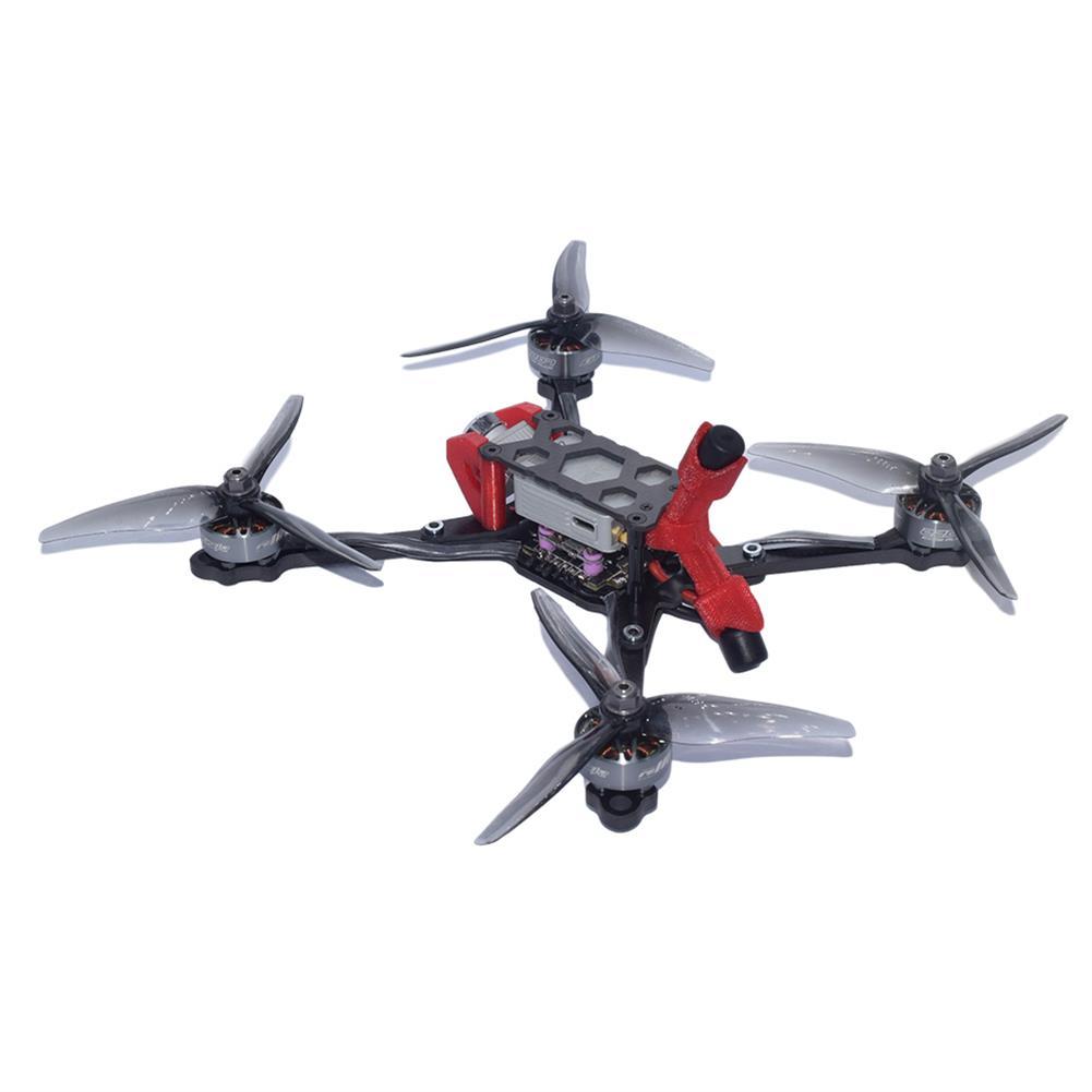 fpv-racing-drone SENT5 227mm Bluetooth F7 OSD 40A BLheli_32 ESC 3-6S 5 inch FPV Racing Drone PNP w/ RCinpower GTS 2207 V2 1860KV Motor DJI Air Unit HOB1745624 3