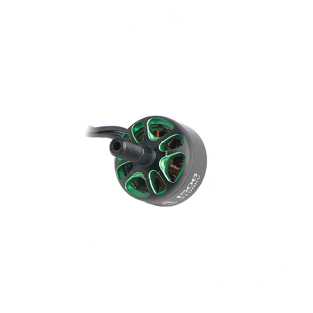 multi-rotor-parts 4 PCS Flashhobby Arthur Series A1506 1506 3100KV 3-6S Brushless Motor 5mm Shaft for 3-4 inch Freestyle RC Drone FPV Racing HOB1746471 1